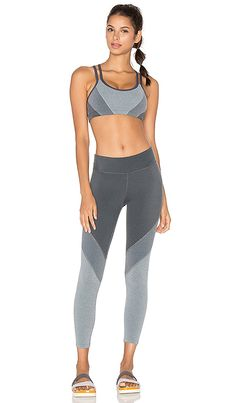 Shop for Beyond Yoga Plush Angles Capri Legging in Three Tone Grey at REVOLVE. Free 2-3 day shipping and returns, 30 day price match guarantee.