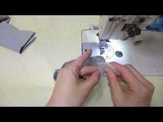 5.시보리 준비하기 네이버밴드: 미싱의여왕 - YouTube Sewing Hacks, Sewing Crafts, Diy And Crafts, Quilts, How To Make, Quilt Sets, Log Cabin Quilts, Quilting, Quilt