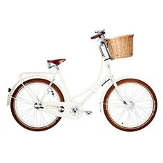 Studine Classic Balloon Ladies Bicycle | Velorbis Classic Bicycles... ❤ liked on Polyvore