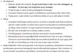Her er Dedikeret team 2's argumentationsanalyse om Ulrik Haagerups kronik om konstruktiv journalistik. :)