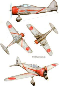 Nakajima Ki-27 Nate/Clint | Japan