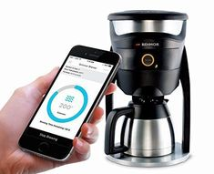 Behmor Connected Temperature Control Coffee Maker $178.39
