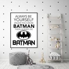 Batman | MinäIte-sisustuskuvat