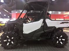 New 2016 Honda Pioneer 1000 EPS ATVs For Sale in Arkansas. 2016 Honda Pioneer 1000 EPS, HR Mud Pro Series, Custom Tire/Wheel kit, Custom Snorkel LED Light Bar and mount, Honda Hard Top <br /> <br /> 2016 Honda® Pioneer 1000 EPS Not Just Bigger: Better. <p>The outdoors is meant to be explored. The highest hills, the deepest canyons, and the farthest reaches of the forests all lie in wait. And now, we bring you an entirely new vehicle that can get you there.</p><p>The all-new Pioneer® 1000…