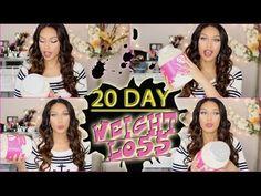 20 Day Weight Loss Challenge : Women's best Slim Body Shake