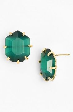 Kendra Scott 'Morgan' Stud Earring - LOVE this color for fall!