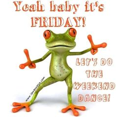 30 Fun Friday Quotes To Share It's finally Friday! Woohoo happy Friday everyone. We have gathered 30 fun Friday quotes to share that Friday excitement. Get ready for the weekend! Friday Quotes Humor, Happy Friday Quotes, Sunday Quotes, New Quotes, Good Morning Quotes, Happy Quotes, Funny Morning, Night Quotes, Friday Sayings