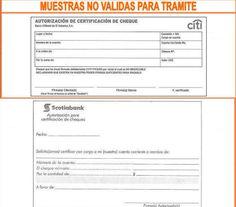 Paso 1 certificacion y emision de Cheque de Caja