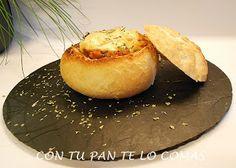 Con tu pan te lo comas: PANECILLOS RELLENOS DE CARNE Y SOBRASADA