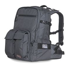 Naneu AlphaL Gry Military Ops Camera Backpack with Laptop Compartment Grey -- Find out more about the great product at the image link.