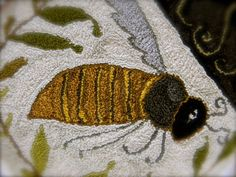 ≗ The Bee's Reverie ≗ Blessed BEE© Notforgotten Farm ~ pattern available soon