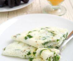 Le omelette agli spinaci sono veloci, gustose e semplici da preparare. Un modo nuovo per proporre il piatto francese: con sapore e originalità!
