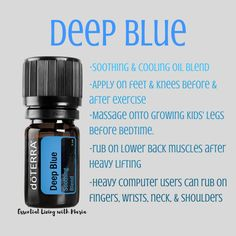 the best blend for sore muscles! works wonders on the body Essential Oils Sore Muscles, Essential Oils For Pain, Essential Oils Guide, Essential Oil Diffuser Blends, Essential Oil Uses, Easential Oils, Doterra Essential Oils, Doterra Blends, Aromatherapy