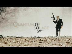 ▶ James Bond 007: Ein Quantum Trost - Trailer [HD] - YouTube