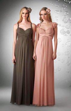 Maravillosos vestidos largos de fiesta | Moda 2015
