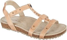 Red Willow Womens Thelma Sandals 8 Ginger beige *** Want additional info? Click on the image.(This is an Amazon affiliate link)