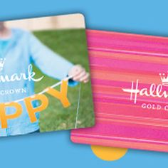 Hallmark gift cards are the perfect gift for anyone, any occasion