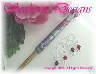 Crochet Hooks, Bobby Pins, Hair Accessories, Beauty, Design, Crochet, Beleza, Design Comics