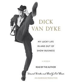 Just finished this book and LOVED it! So amazing getting a look into Dick Van Dyke's life adventures. Toby loves to listen to me tell him all sorts of things from his life, and I love sharing them!