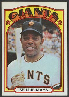 72 Topps- coolest set of my days,           Even the ones that never were