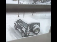 JBK Land Rover Defender From my window