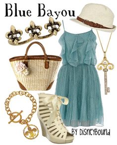 This would be perfect for our classy lady dinner AT blue bayou!!!