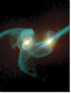 Massive black hole