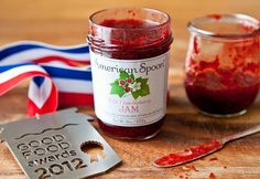 wild thimbleberry jam - American Spoon, Petoskey. MI