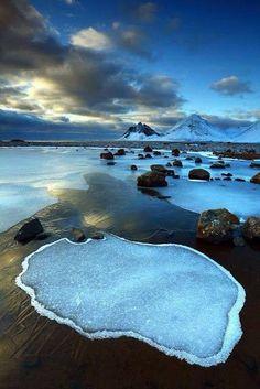 Vesturhorn, Iceland