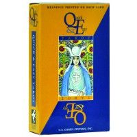 Quick & Easy Tarot Cards -78 Cards - English Tarot & Fortune Cards