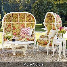 Bordeaux Seating  Eclectic style at its best