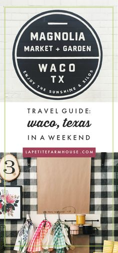 travel guide to: waco, texas and magnolia market Magnolia Waco Texas, Magnolia Market Waco, Magnolia Homes, Midwest Vacations, Dream Vacations, Mother Daughter Trip, Chip And Jo, Waco Tx, Travel Shirts
