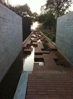 water feature - puzzle - The_Freedom_Park-hapo-by-GREENinc-Landscape_architecture-08 « Landscape Architecture Works | Landezine Landscape Architecture Works | Landez...