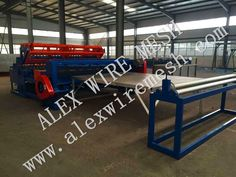 welded wire mesh panel machine http://www.alexwiremesh.com/welded-wire-mesh-panel-machine.html  ALEX WIRE MESH CO., LIMITED Alex Zhu (Manager) Skype: alex150288 Wechat: 68090199 QQ: 68090199 Phone: +86-150-2881-7323 Whatsapp: +86-150-2881-7323 Email: manager@alexwiremesh.com Website: http://www.alexwiremesh.com Facebook: https://www.facebook.com/AlexWireMeshCoLtd