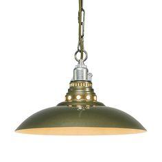 Hanglamp Stratum groen/grijs