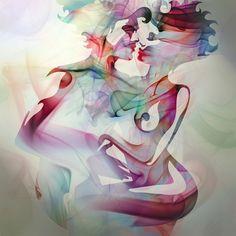 Sensual couple #intimate #art
