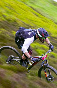 Mountain Biking rush - That's what I'm talking about!