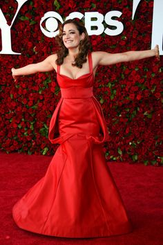 The most gorgeous gowns from the 2016 Tony Awards