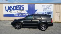 2008 Toyota 4Runner Limited 4x4 all the gear, Roof, Nav, Leather- Its exuding excellence... and with 4WD you can take this one anywhere you want to go... landersautosales.com 501.213.0744 Bryant AR