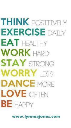 Healty Lifestyle