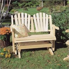 Rustic Natural Cedar Furniture Loveseat Patio Glider A&L ... https://www.amazon.com/dp/B007Q54PRQ/ref=cm_sw_r_pi_dp_aqLNxb9CVZ351