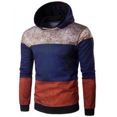 Considerate Plus Size Mens Hoodies Tracksuit 2018 Autumn Winter Drawstring Pocket Hooded Sweatshirt Long Sleeve Zip Slim Coat Male Jacket Men's Clothing