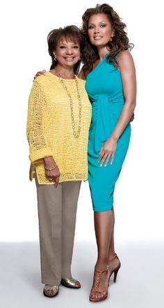 Vanessa Williams & Mother