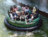 summer | Roaring Rapids Six Flags Over Texas