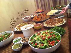 غذاى افغانى