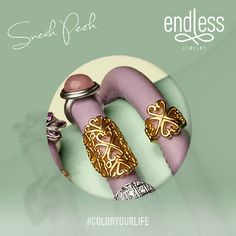 Sneak Peek of the brand new Spring/Summer Collection from Endless Jewelry