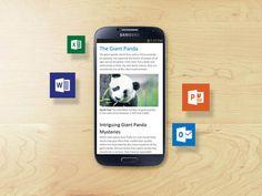 Ya puedes descargar gratis el paquete Office en tu Android. DETALLES: http://www.audienciaelectronica.net/2015/05/20/ya-puedes-descargar-gratis-el-paquete-office-en-tu-android/