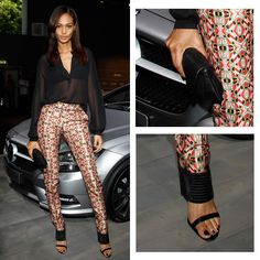 Ways to Wear Printed Pants This Spring/Summer