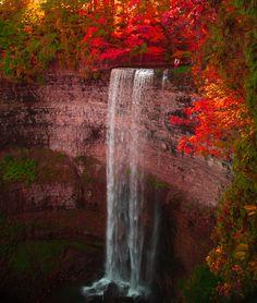 Waterfall (by Imran Ashraf)