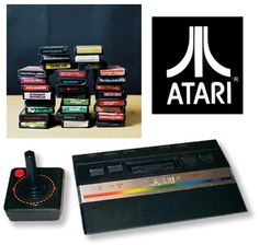 The Atari. Everyone had Pitfall and Asteroids didn't they?